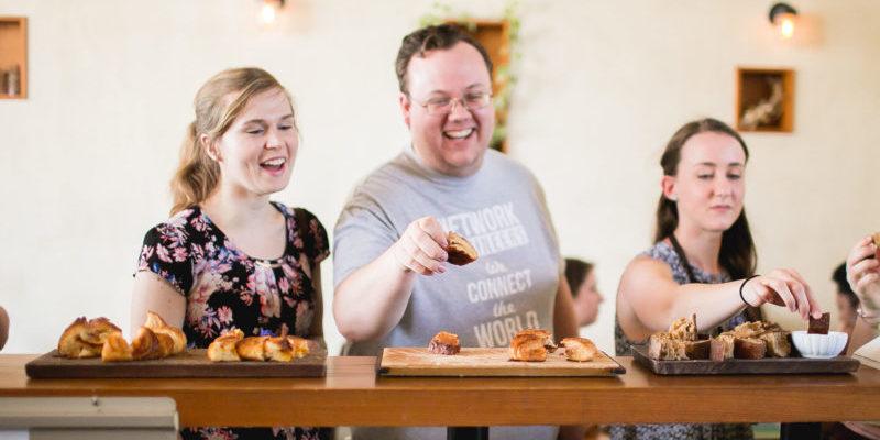Church Hill Food Tour - Sub Rosa
