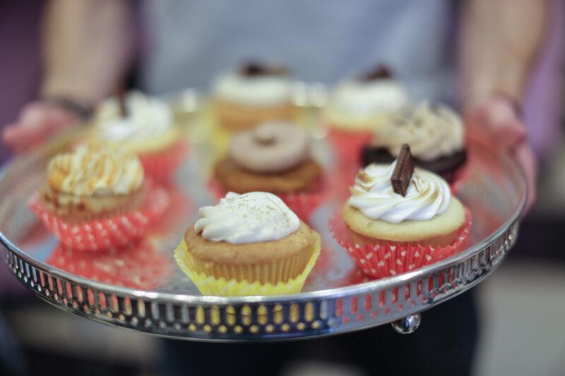 Richmond Food Tours - cupcakes at Carytown Cupcakes