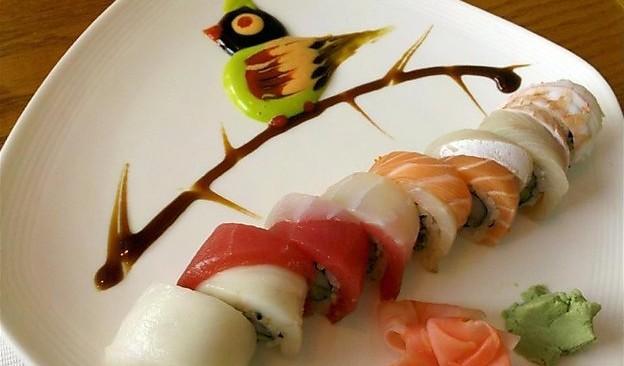 Best sushi Richmond, VA - Hiro Sushi