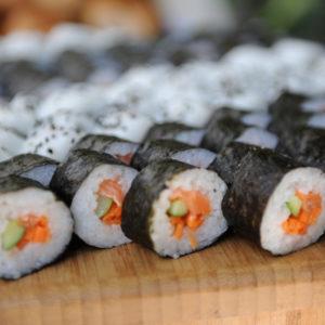 Best sushi Richmond, VA