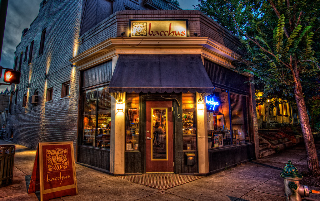 Best Italian restaurants Richmond, VA - Bacchus