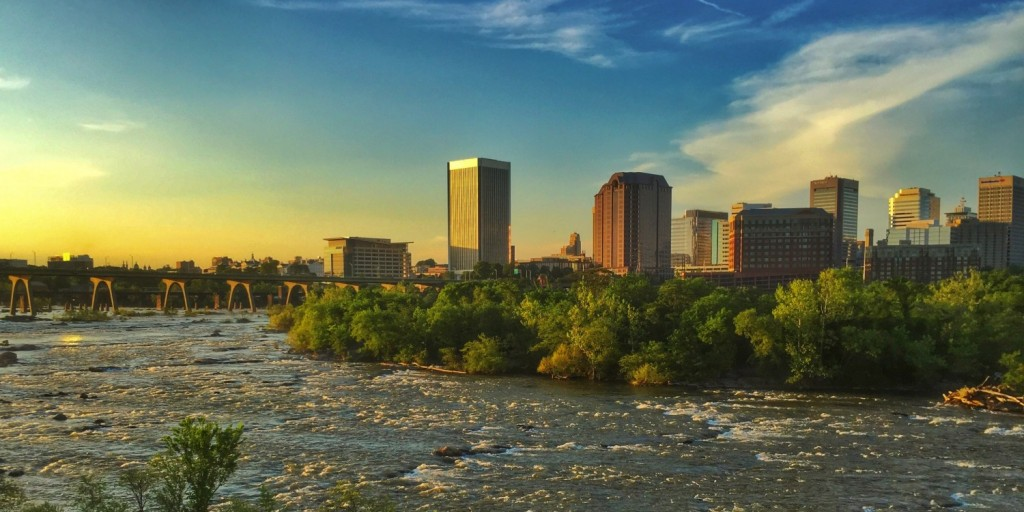 Richmond is the perfect food city
