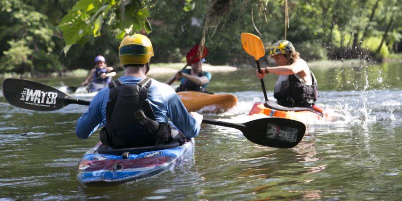 Best Group Activities Richmond, Va - RVA Paddlesports