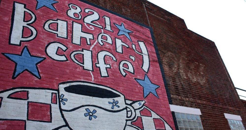 Best brunch Richmond, VA - 821 Cafe
