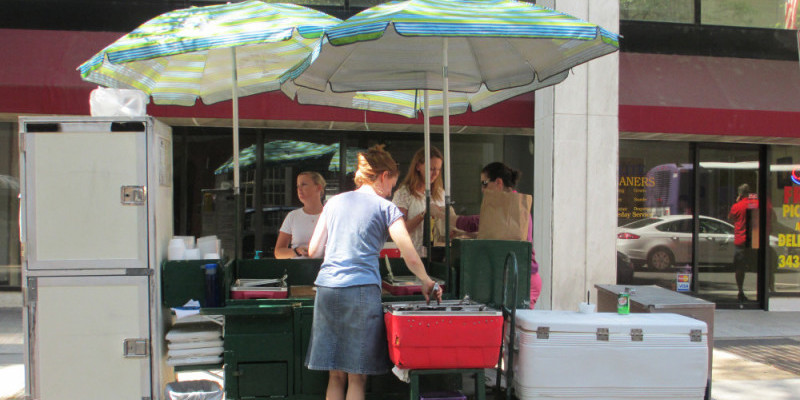 Best Food Trucks Richmond, VA - Christopher's RunAway Gourmet