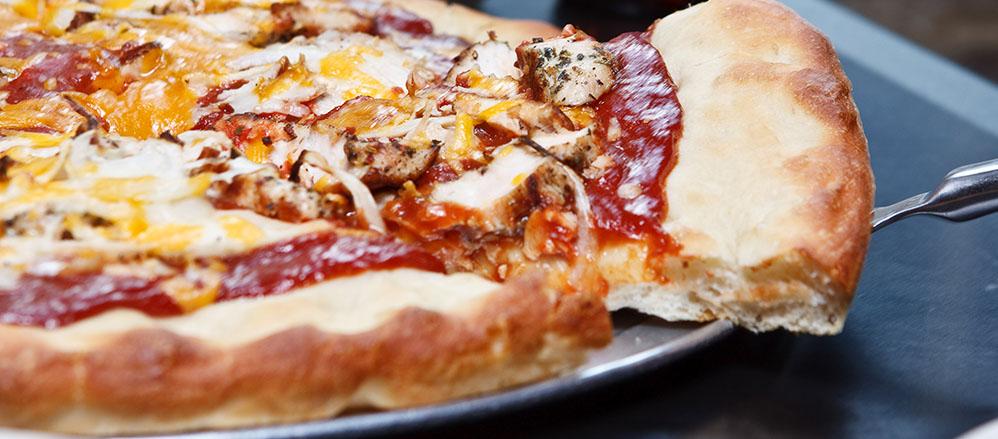 Best Pizza in Richmond, VA - Bottom's Up