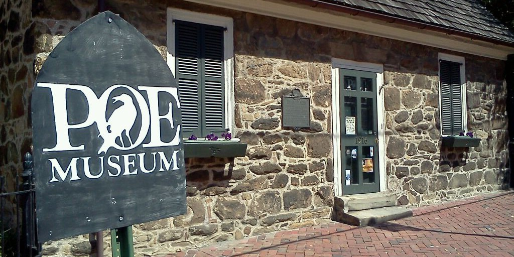 Things to do in Richmond in winter - Edgar Allen Poe Museum