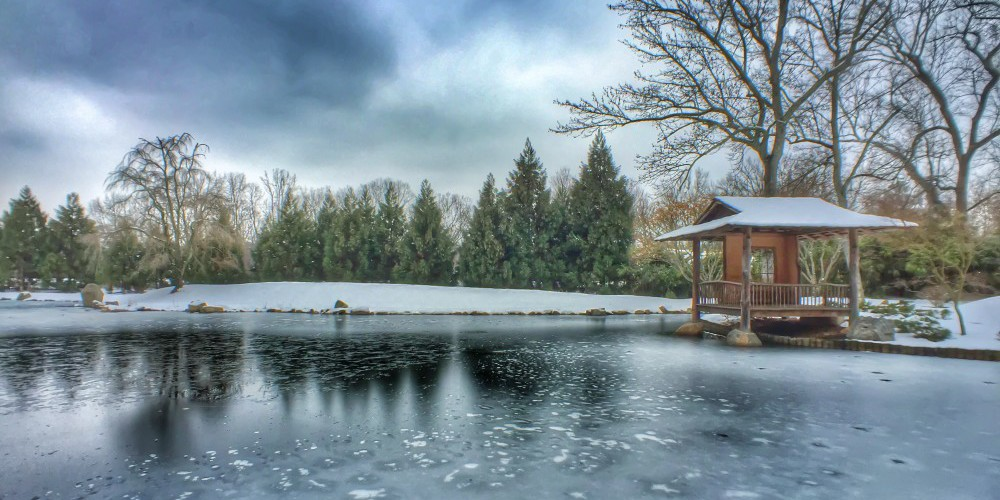 Things To Do in Richmond in WInter - Maymont