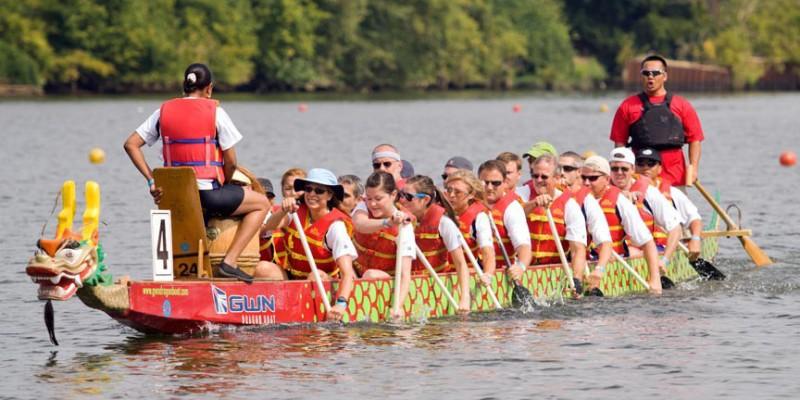 Spring Events and Festivals in Richmond, VA - Dragon Boat Festival