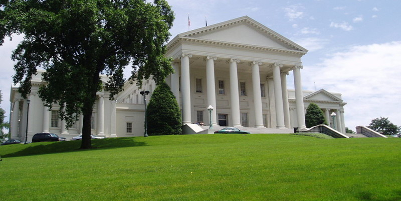 Things To Do In Richmond, VA In Spring - Virginia State Capitol