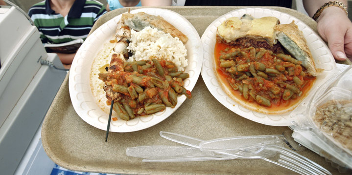 Spring Festivals in Richmond, VA - Greek Food Festival