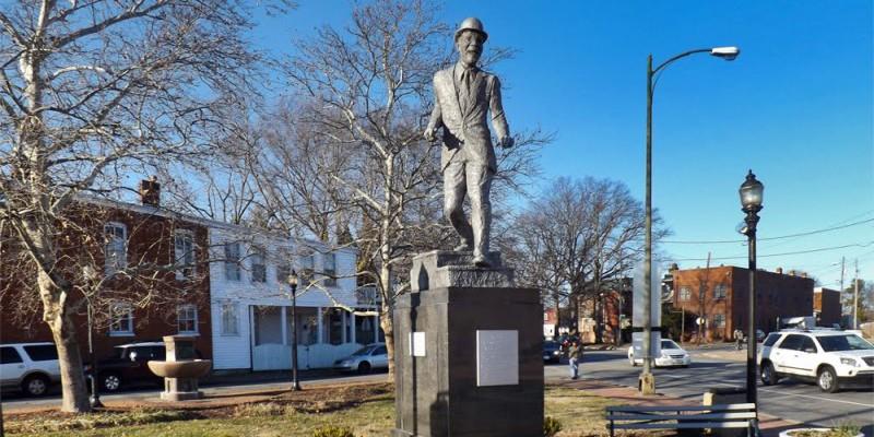 10 Things to do in Jackson Ward - Bill Bojangles Robinson