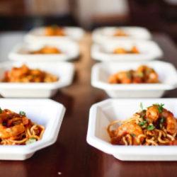 Richmond Food Tours - fresh pasta at Pop's Market