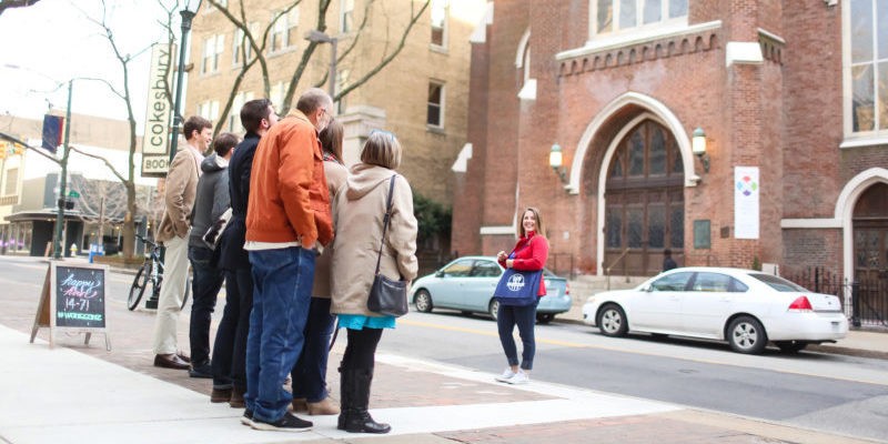 Richmond Food Tours - downtown Richmond