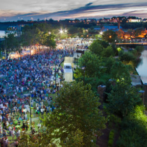 Spring Festivals in Richmond, VA - Dominion Riverrock