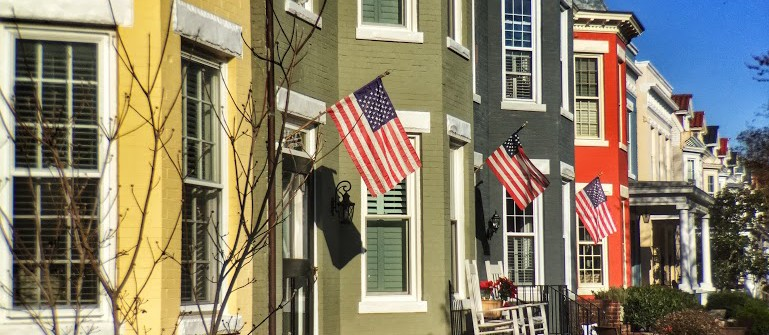 Things To Do In Richmond, VA In Spring - Park Ave