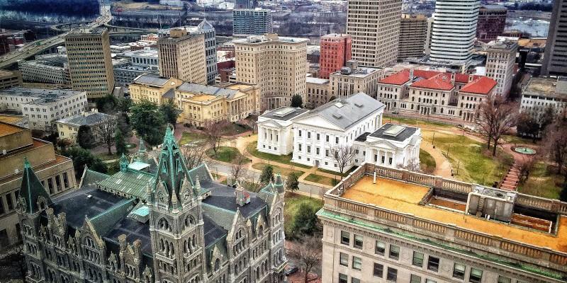 Best Views of Richmond, VA - City Hall