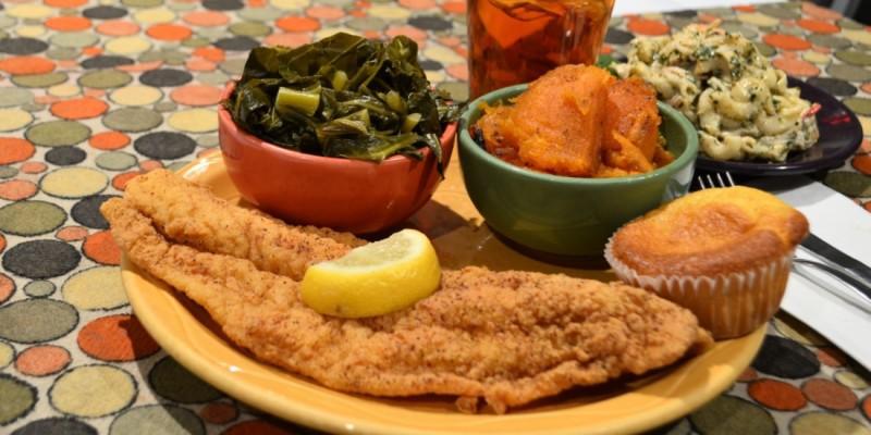Best Restaurants in Jackson Ward - Mama J's