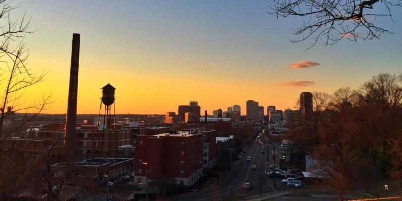 Best Views in Richmond, VA - Libby Hill Park