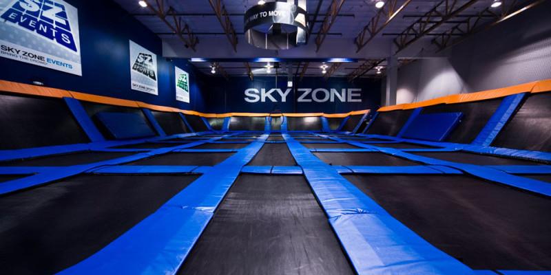 Things To Do In Richmond, VA In Spring - SkyZone