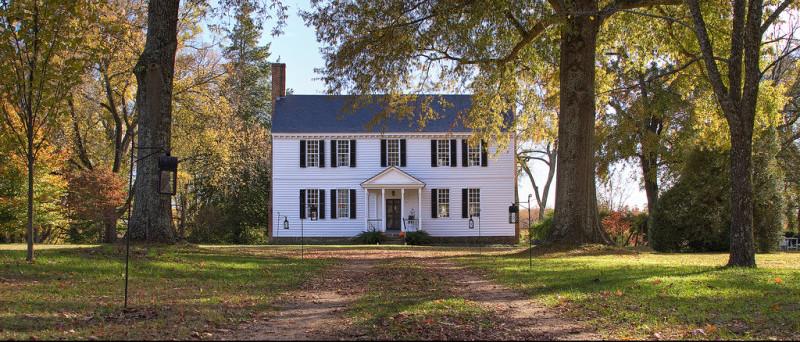 Things To Do in Richmond, VA in Summer - Tuckahoe Plantation