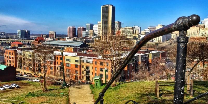 Best Views in Richmond, VA - Jefferson Park