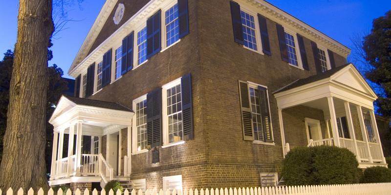 1o Things to do in Jackson Ward - John Marshall House