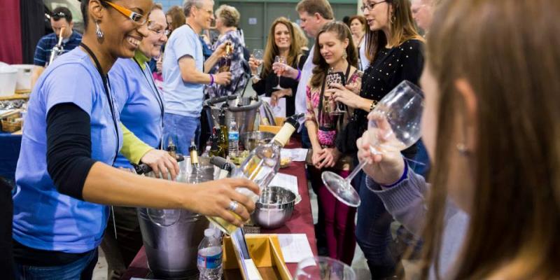 Spring Festivals in Richmond - Virginia Wine Expo