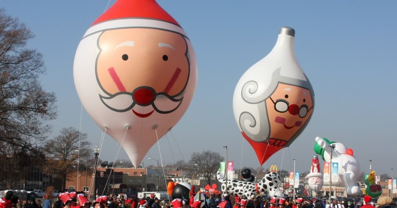Winter Events and Festivals in Richmond, VA - Christmas Parade