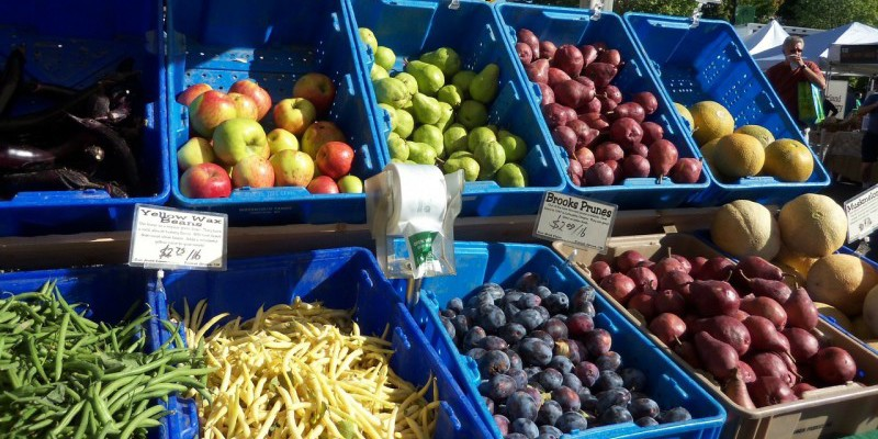Things To Do In Richmond, VA - Carytown Farmers Market