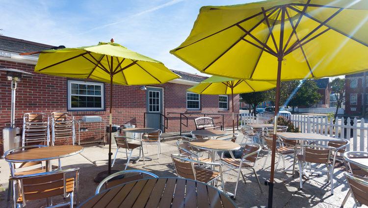 Best Outdoor Seating Restaurants in Richmond, VA