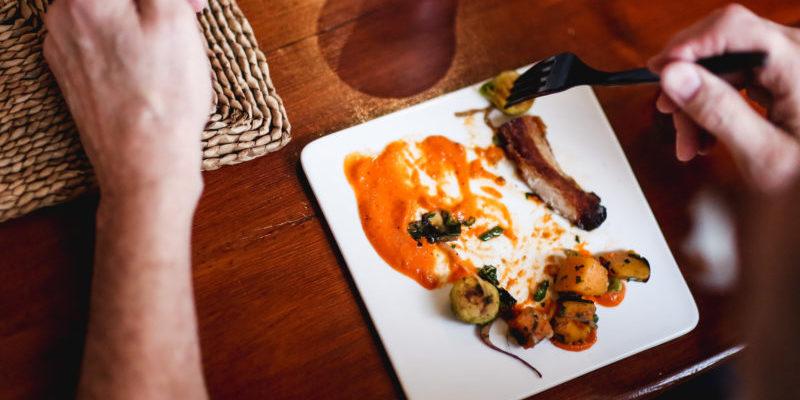 Richmond Food Tours - pork belly