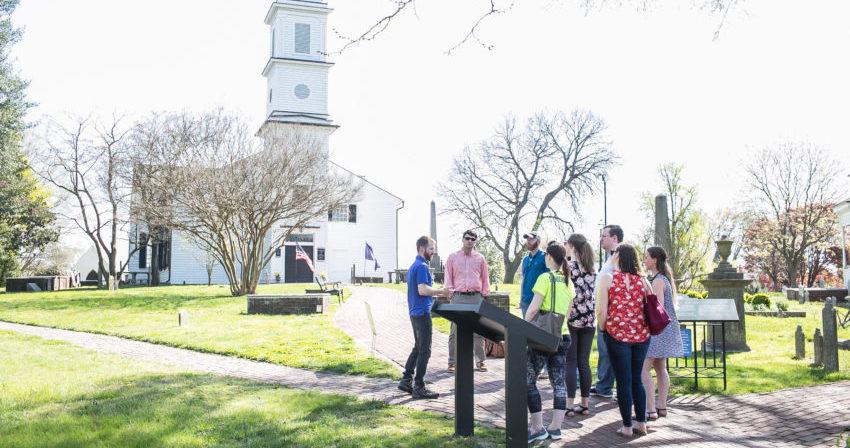 Church Hill Food Tour - St. John's Church