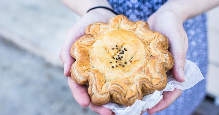 Church Hill Food Tour - Proper Pie