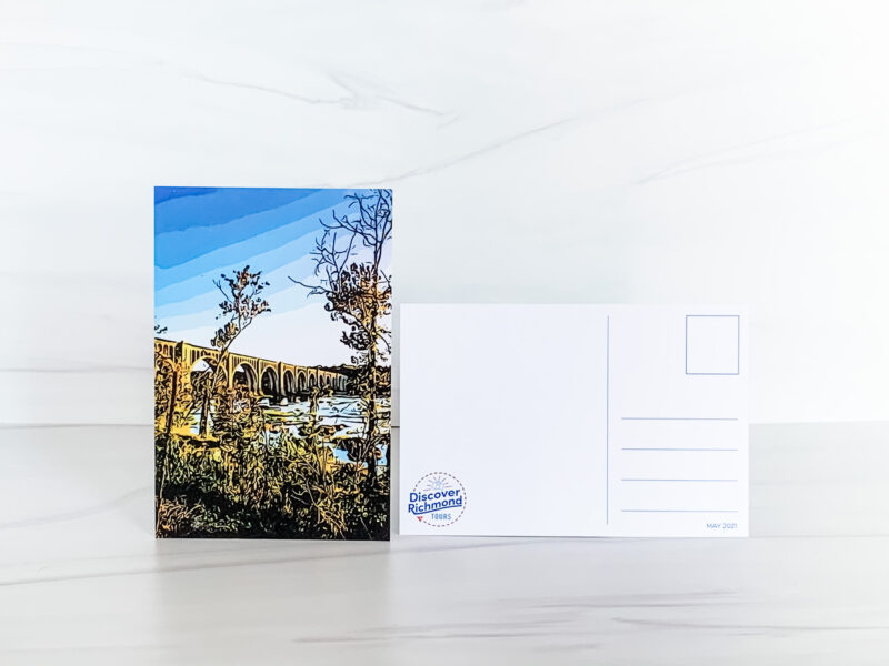 Discover Richmond Gift Box - Mother's Day Box - Discover Richmond Post Card