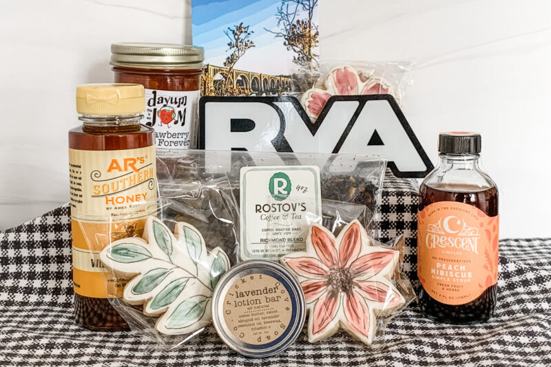 Discover Richmond Gift Box - Mother's Day Box - Shippable Box