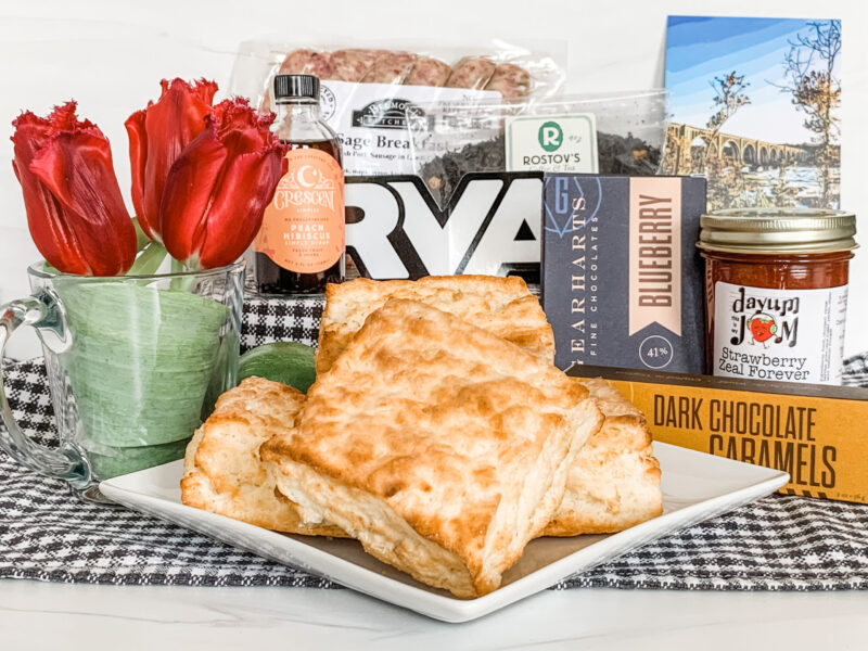 Discover Richmond Gift Box - Mother's Day Box - Local Box