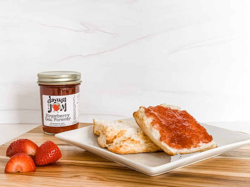 Discover Richmond Gift Box - Mother's Day Box - Dayum Jam + Biscuits