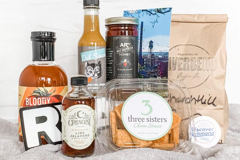 Discover Richmond Gift Box - Father's Day Box - Shippable Box
