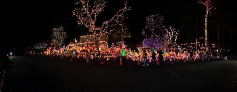 Phifer Christmas Tacky Lights Tour