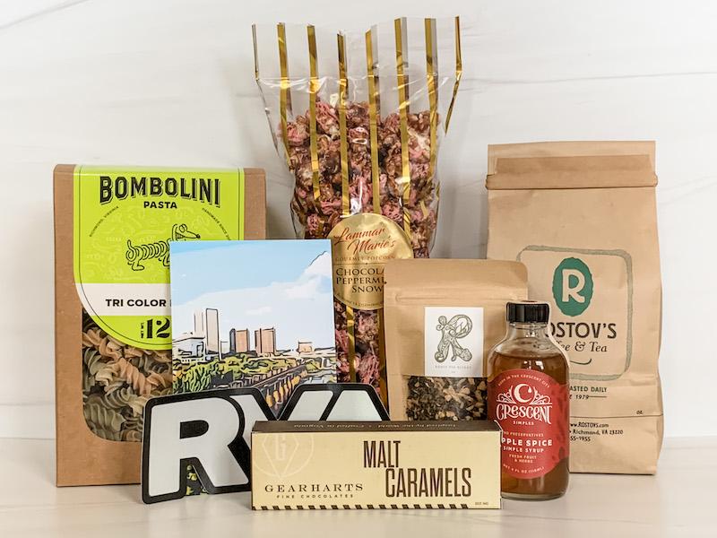 Holidays 2021 Discover Richmond Box